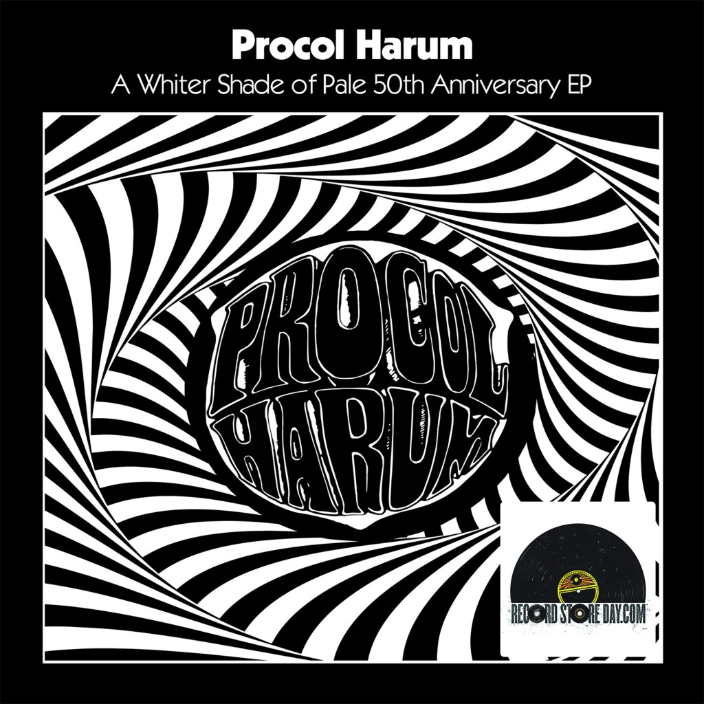 Procol Front Cover Sticker